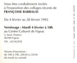 1992 Centre culturel de Figeac