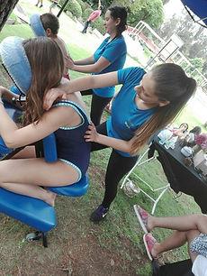 masaje paraempresas pausa saludable