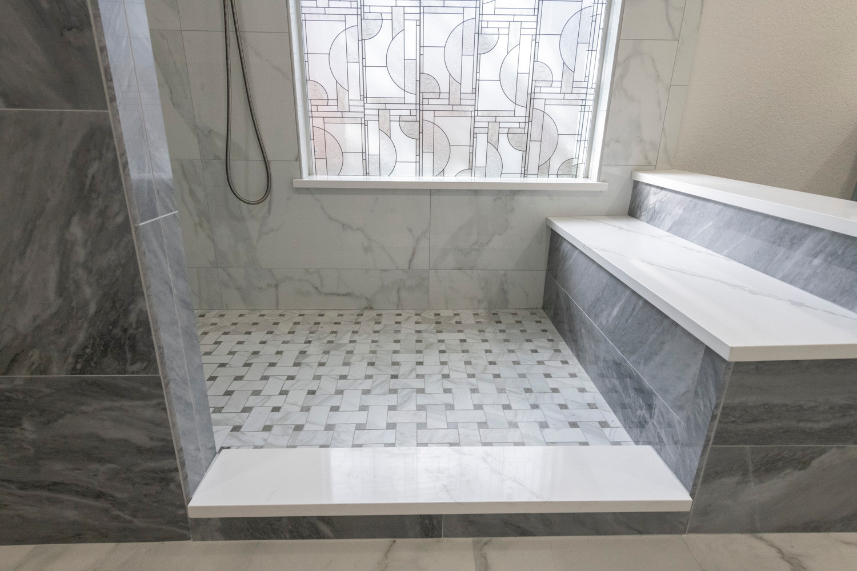 Shower Step