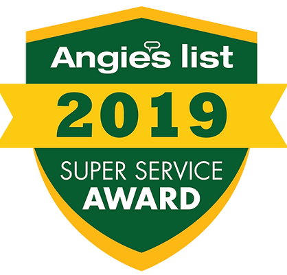 Award From Angie's List givent to Adrians Flooring for the best fooring company