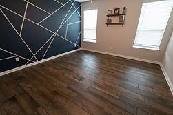 Brown Wood Look Tile Flooring