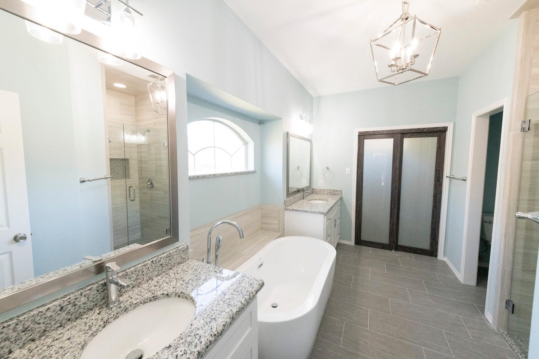 Classy Bathroom Remodel