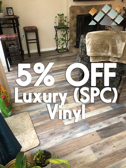 SPC Vinyl Specials Discount