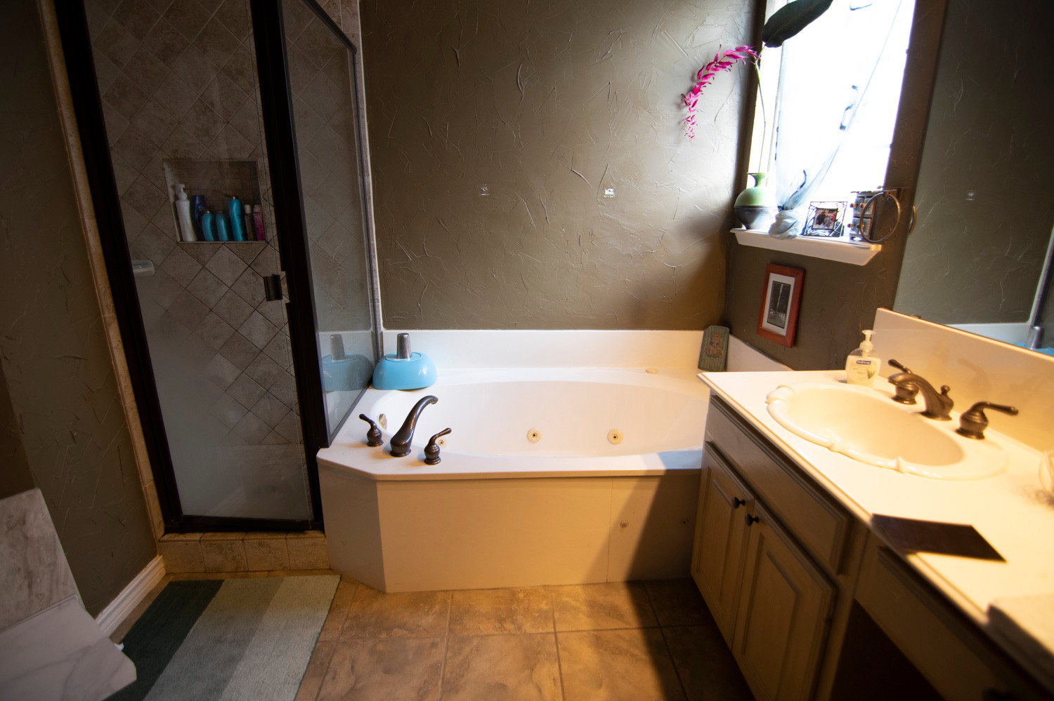 Before Bathroom Remodel Coppell