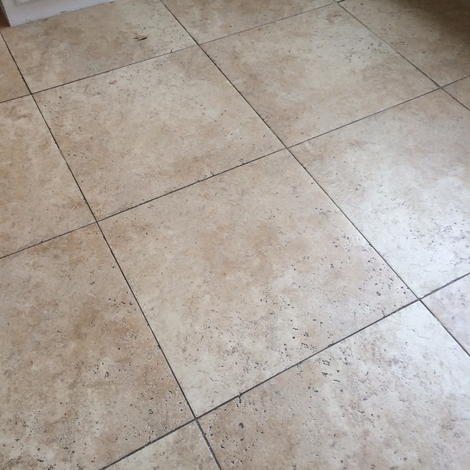 Before Dirty Tile