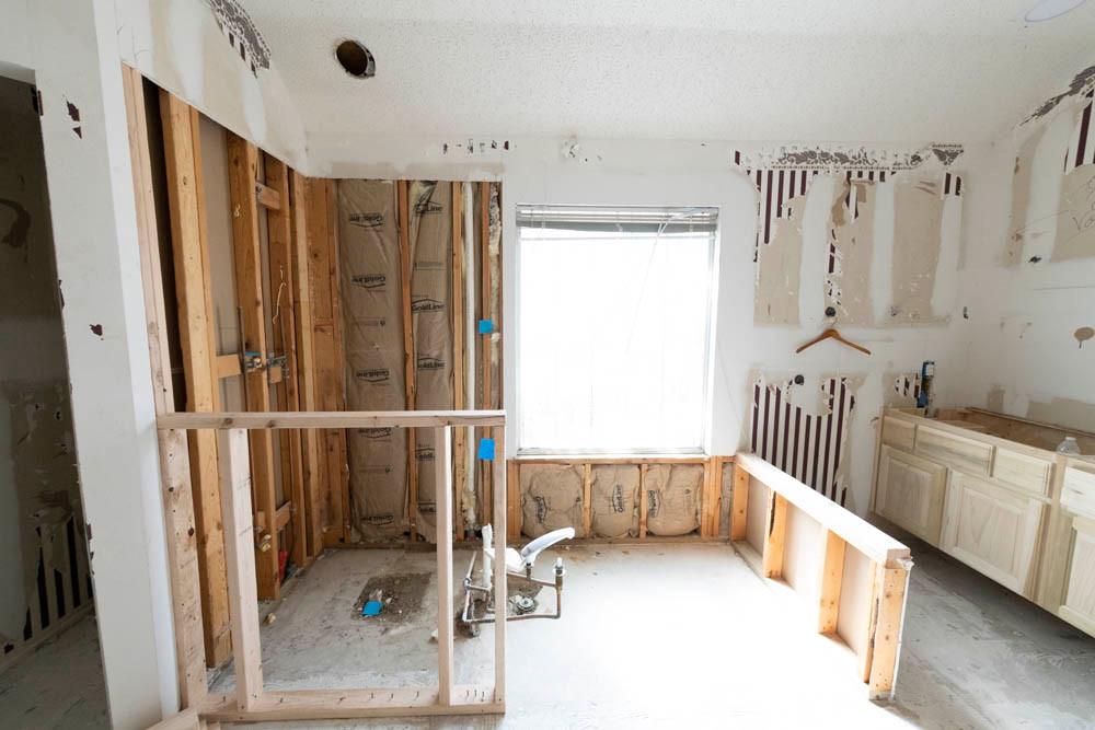 Shower Demolition