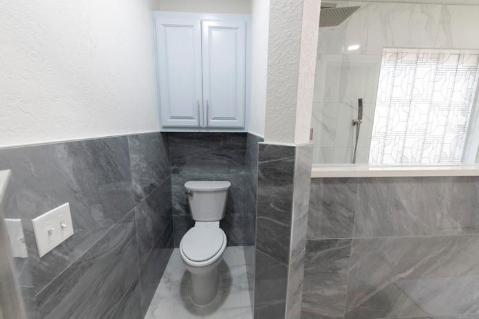 Toilet Bathroom Remodel