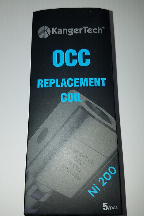 Kanger OCC Replacement Coil 0.15 Ohm