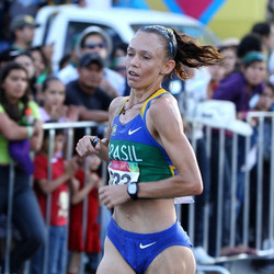 ADRIANA SILVA, Maratonista
