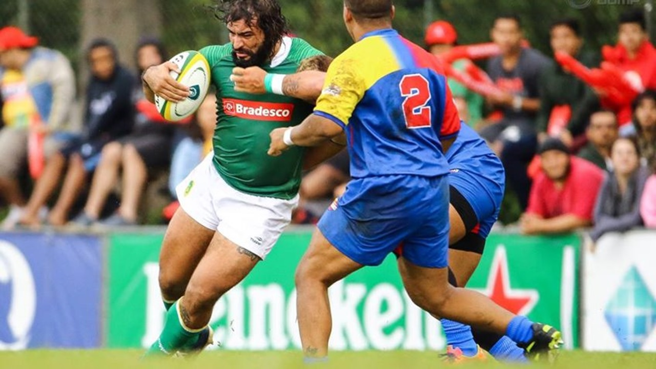 Palestra Chabal Rugby