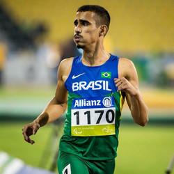 Diogo Ualisson Palestra de Atleta