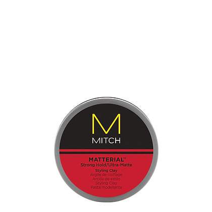 Matterial Styling Hair Clay