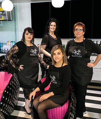The Gossip Shop Salon at Love Charms Fay
