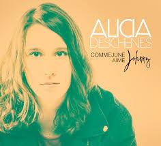 Alicia Deschênes, Comme June aime Johnny