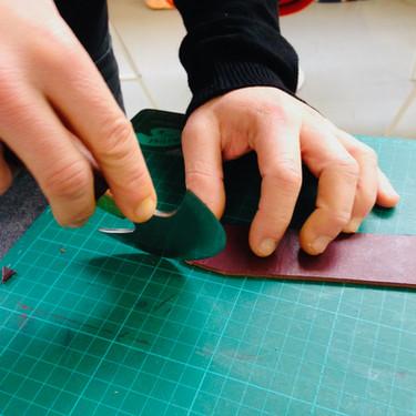 ateliers cuir