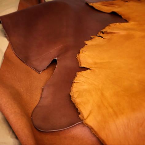 initiation au travail du cuir