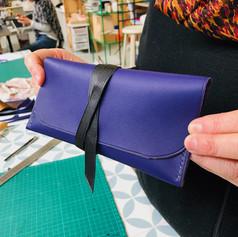 atelier accessoire en couture sellier