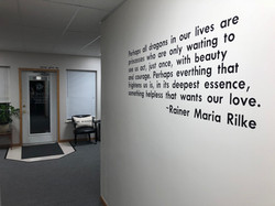Waiting Room Quote
