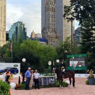 Hunter Derby in Central Park