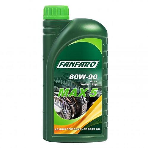 Fanfaro MAX 5 Gírolía / Drifolía LS 80W-90 1L
