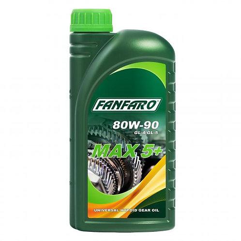 Fanfaro MAX 5+ Gírolía 80W-90 1L