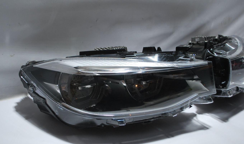 Framljós BMW