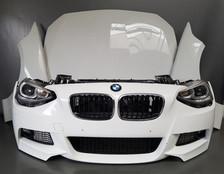 BMW framstuðara og húdd
