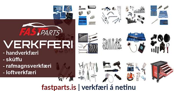 Fast Parts verkfæri