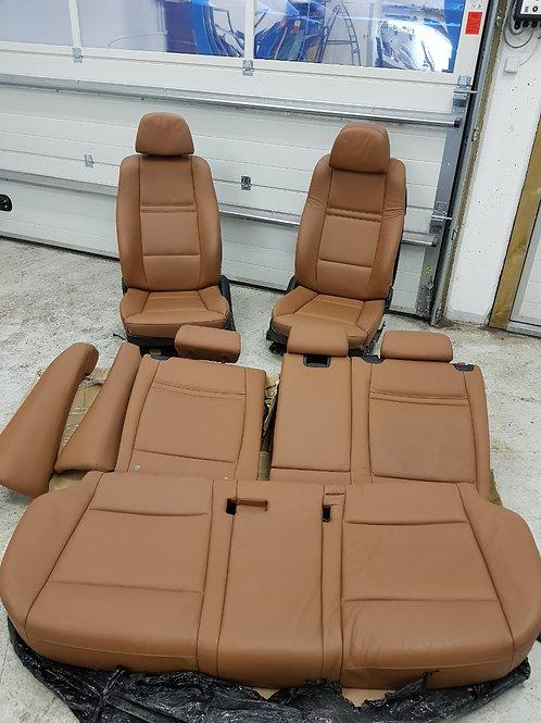 Comfort Interior í BMW X5 E70