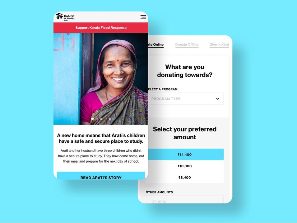 Simplifying Habitat India's pan-nation work, and strengthening its digital presence