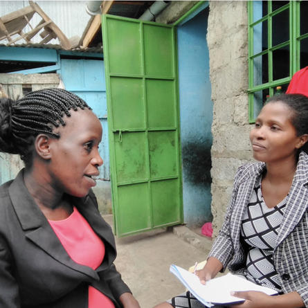 Dignitas, Kenya: Collaborating to strenghten and scale an existing program