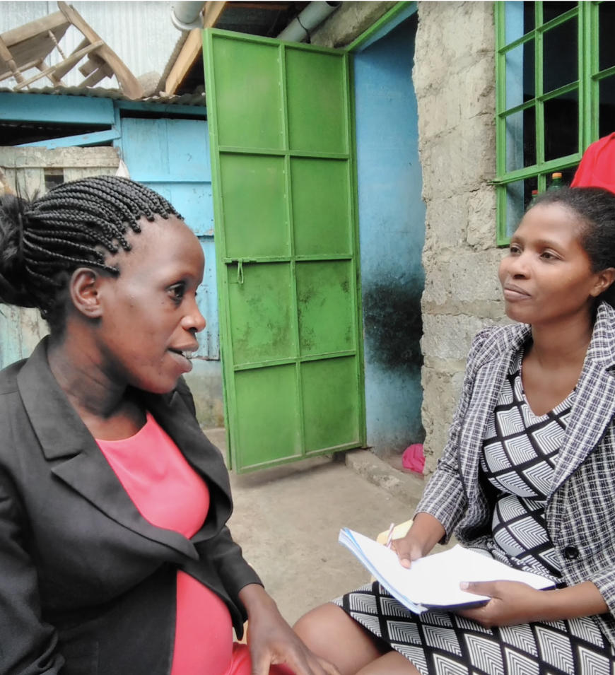 Dignitas, Kenya: Scaling our program to adapt to a new country and context