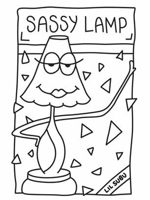 Sassy Lamp