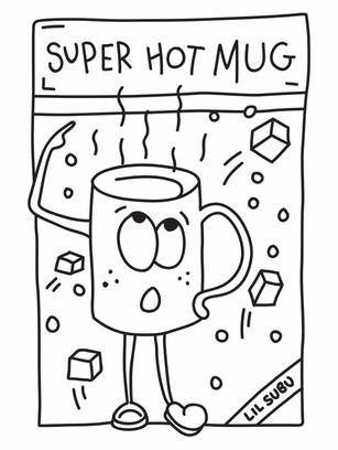 Super Hot Mug