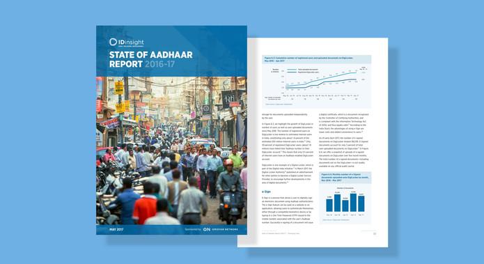 IDinsight: State of Aadhaar