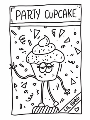 Party Cupcake