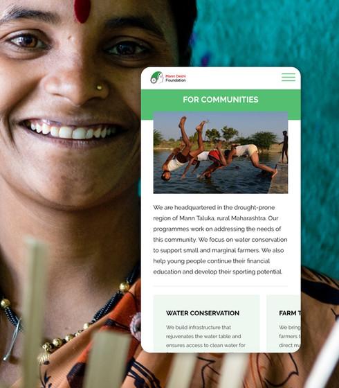MannDeshi Foundation