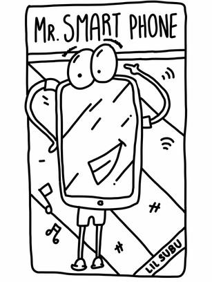 Mr. Smart Phone