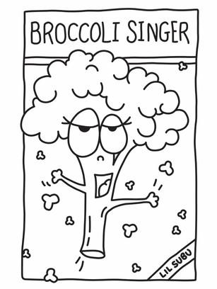 Broccoli Singer
