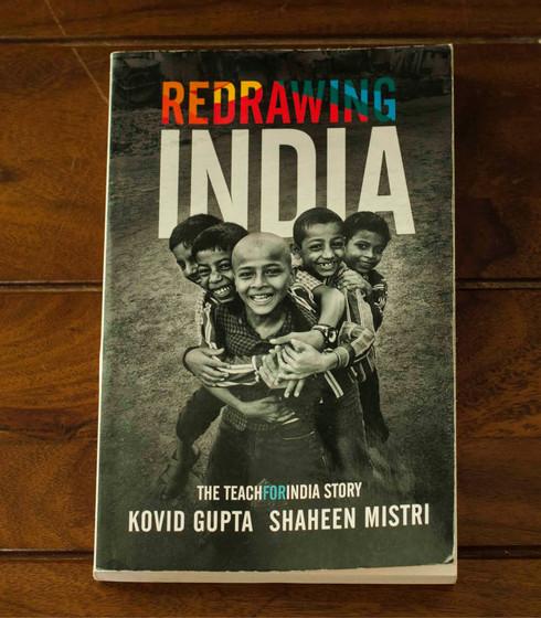 Redrawing India Book