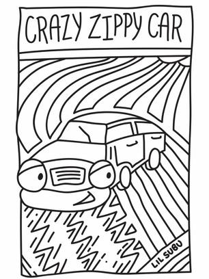 Crazy Zippy Car