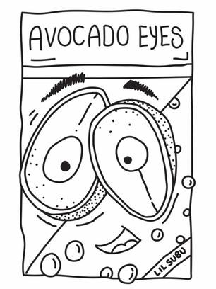 Avocado Eyes