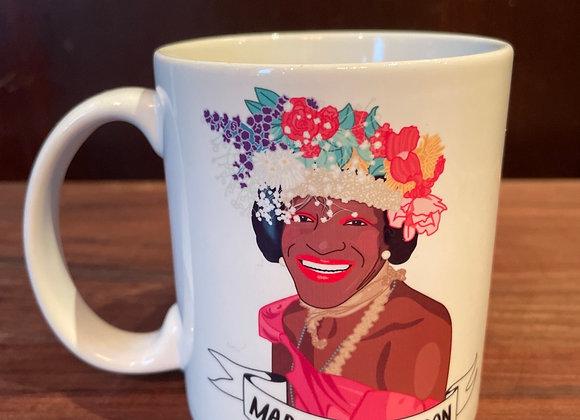 Marsha P Johnson Mug