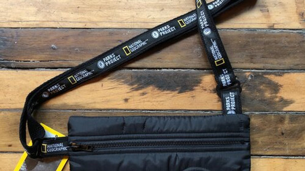 National Geographic Crossbody