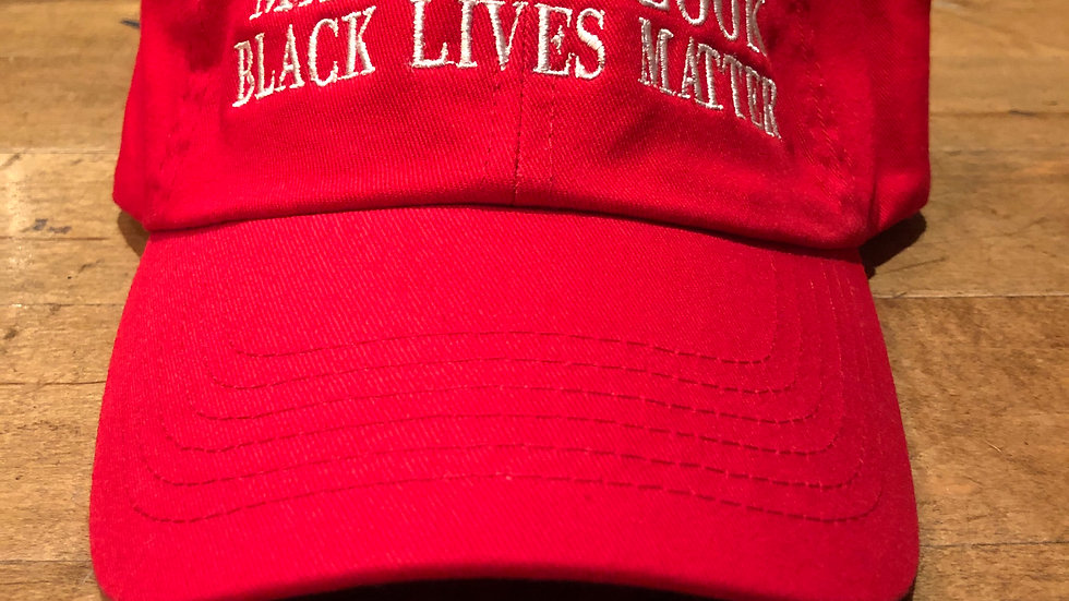 BLM Red Hat