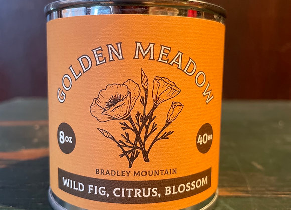 Golden Meadow Candle