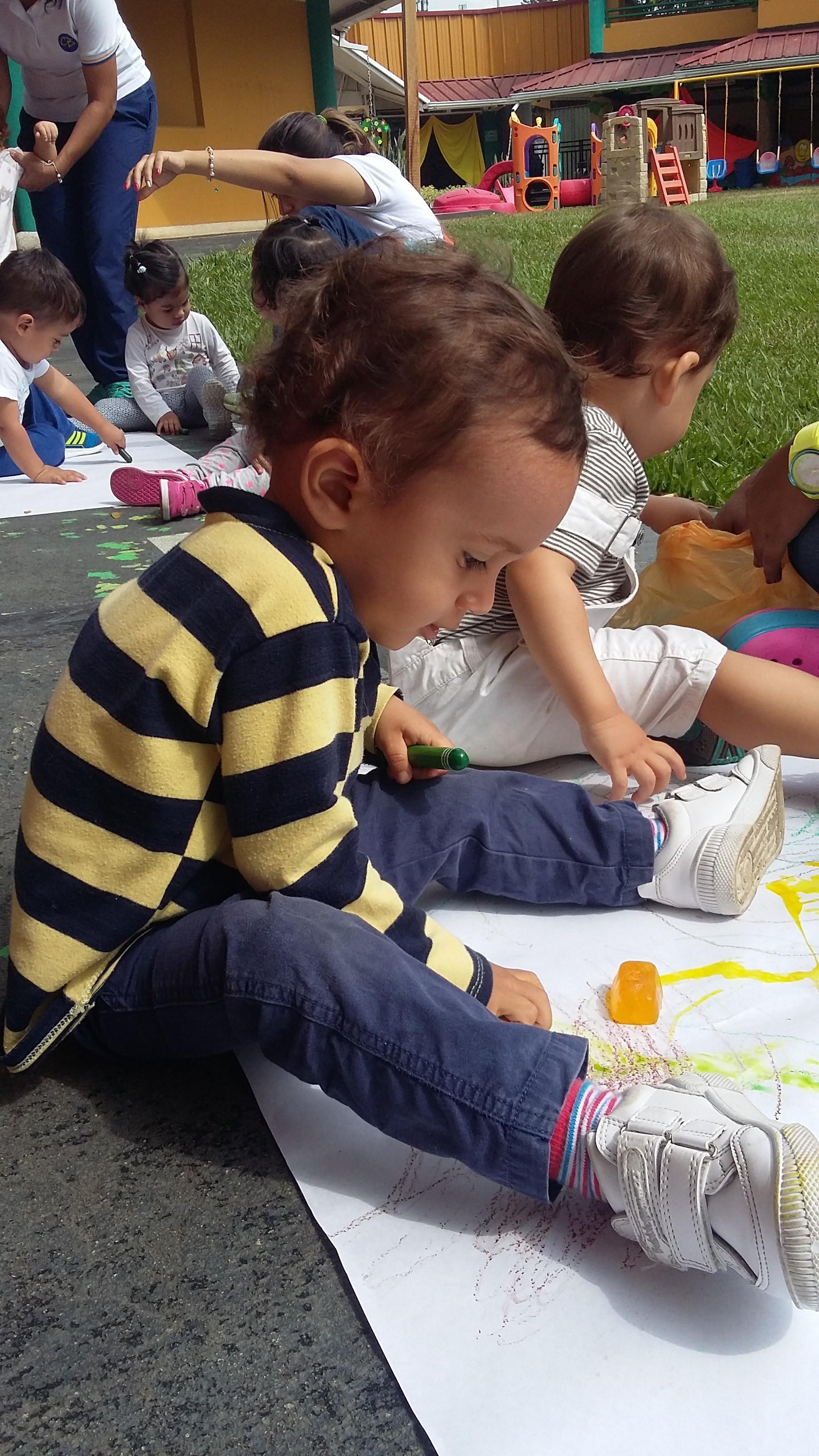 Jardín Infantil Baby Bennett