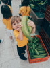 Un día de aprendizaje en el supermercado