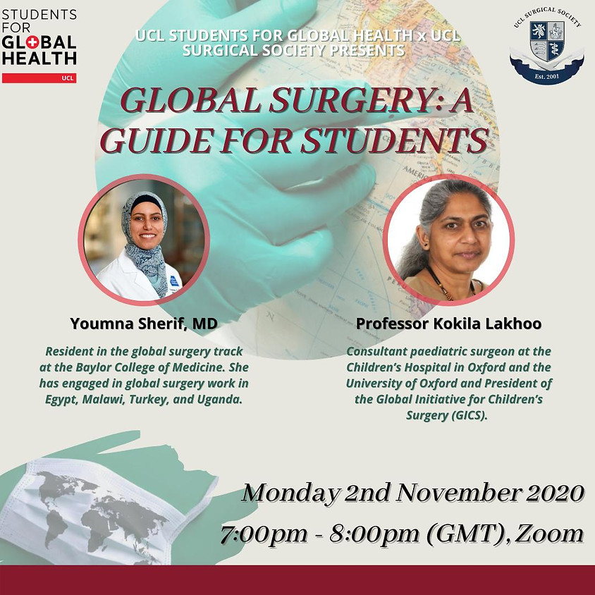 Global Surgery: A Guide for Students