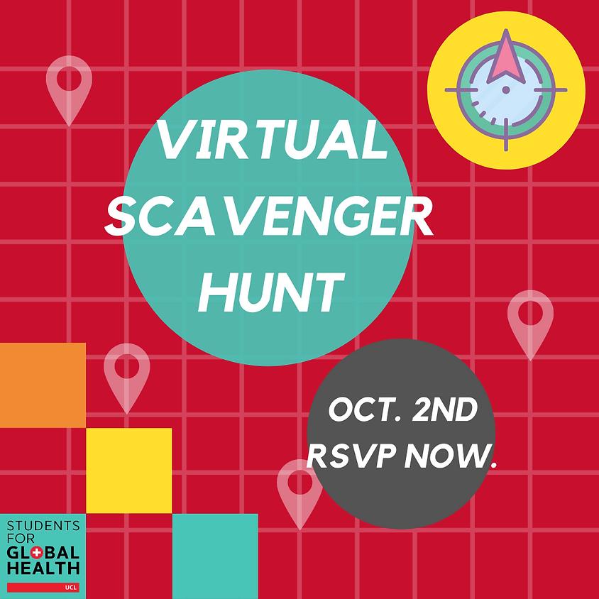 SfGH UCL Virtual Scavenger Hunt